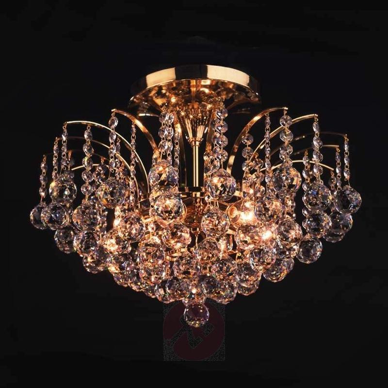 Lennarda Ceiling Light Gold-Plated 24 Carat - Ceiling Lights