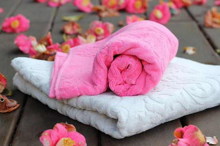 bath towel -