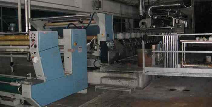 Macchina da stampa rotativa - MSR 98