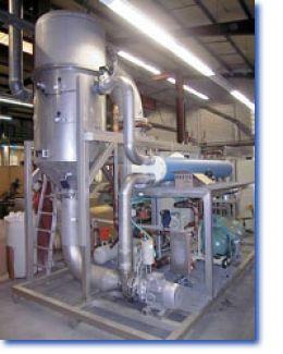 Plants Evaporation - CON fix ® 620 - Heat Pump Evaporator