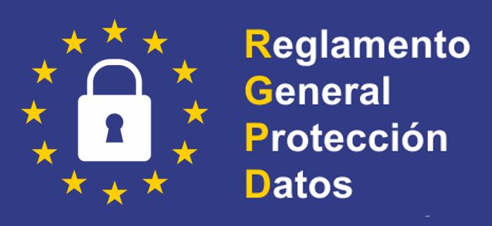 Protección de datos RGPD -