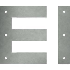 Lamierini trifase Serie EIT con I intera - Trasformatori