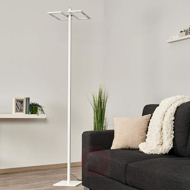 Cona ceiling light with LED and integrated dimmer - Floor Lamps
