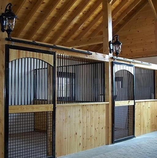 Horse Stall/Stable - Customize Design European Style Horse Stall/Stable