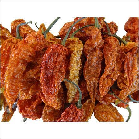 Bhut Jolokia Chili - Dry Red Chilli Exporter India