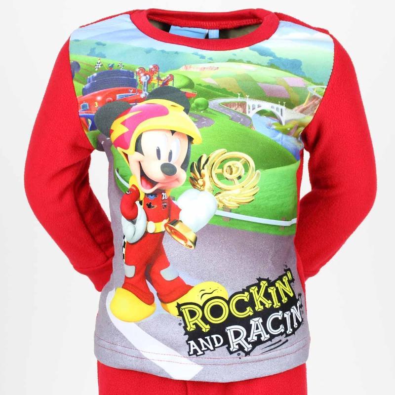 Importateur de Pyjama polaire Mickey du 2 au 8 ans - Pyjama