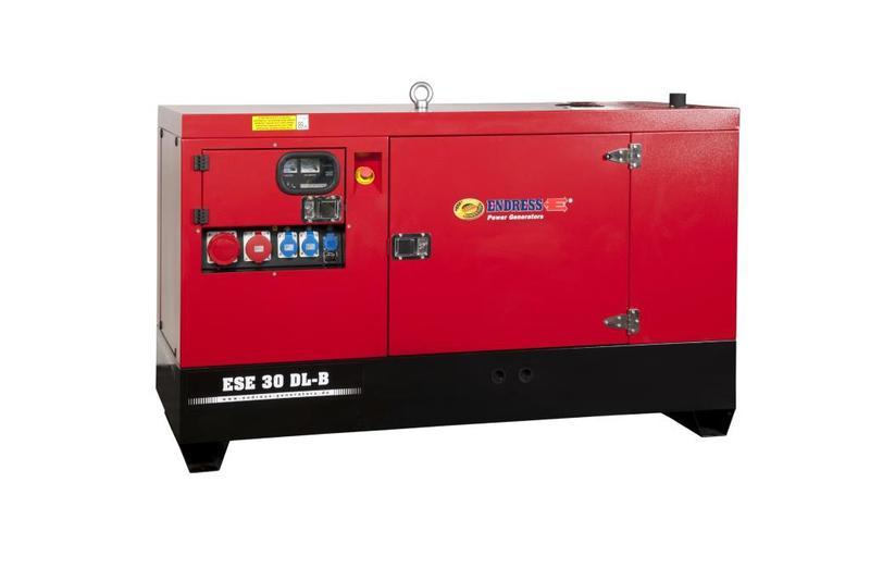 POWER GENERATOR for Professional users - ESE 40 DL-B