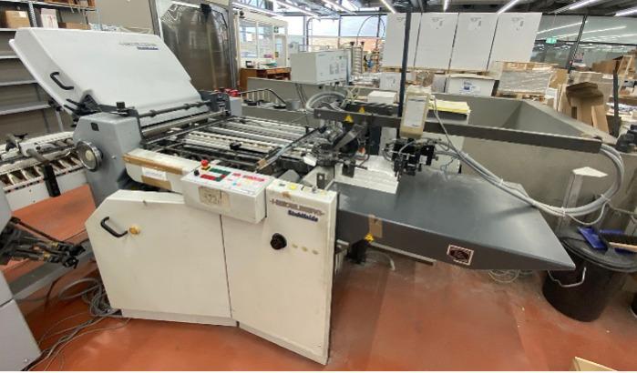 Heidelberg Stahlfolder Ti 52/44-KBK - Fi Proline - Used Machine