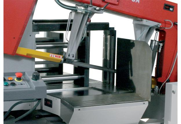 Scie à ruban automatique - TRANSVERSE 440 GANC