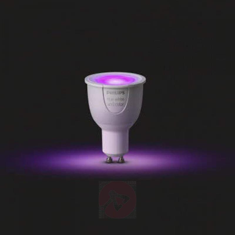 Philips Hue starter kit 3 x 6.5W GU10, with bridge - light-bulbs