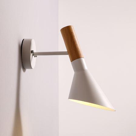 Lampe murale moderne style scandinave