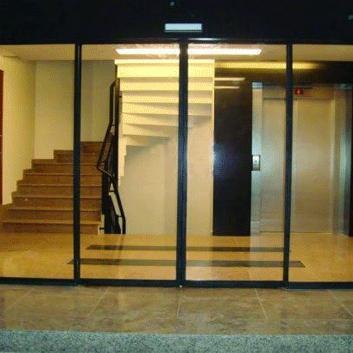 Aluminum Building Entrance Doors -