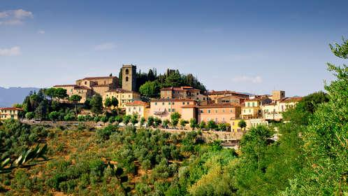 Ziua Indragostitilor in Toscana