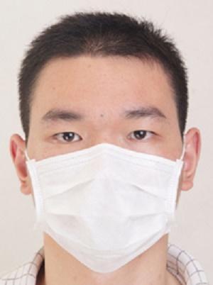 Máscara de la máscara de la cara hecha a máquina - EM-MM-1