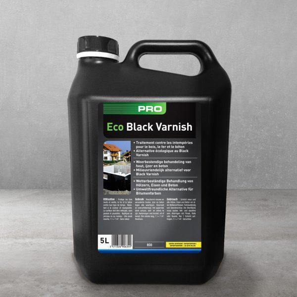 Eco Black Varnish - null
