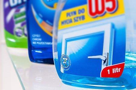 para químicas y productos del hogar