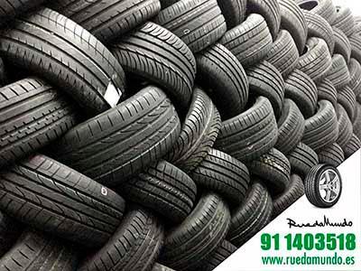 RUEDAS BARATAS PARA EXPORTACIÓN - Preparamos Lotes para Exportación de neumáticos usados