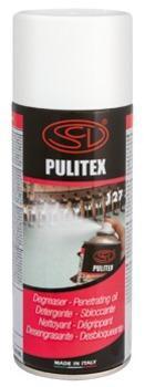PULITEX - Pulitore sgrassante, antiruggine spray per macchine tessili