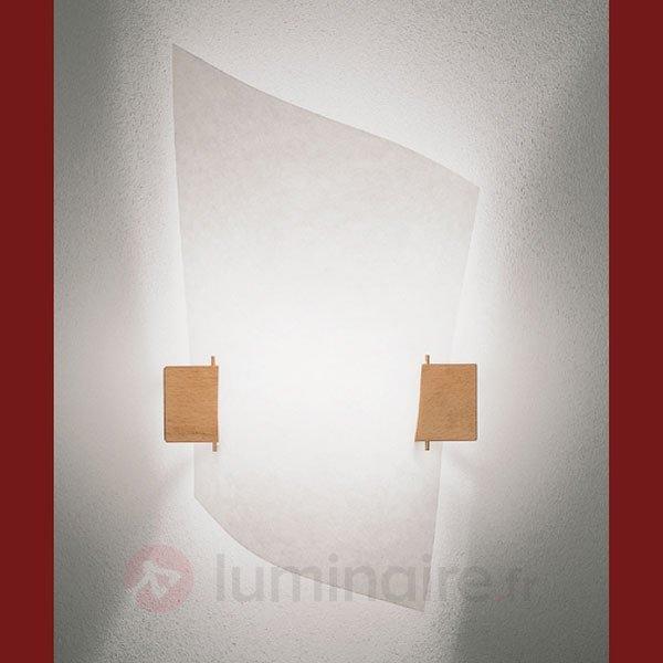 Applique design PLAN B - Appliques en bois