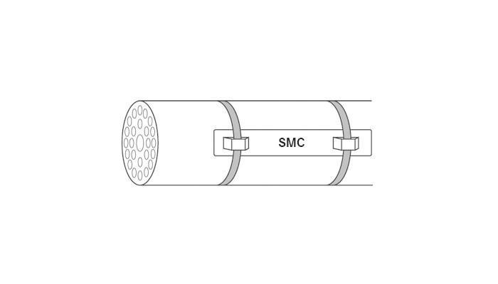 Marcaje de cable acero inoxidable - Marcaje de cable y componentes de acero inoxidable personalizado