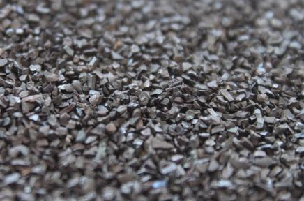 Granalhas e Abrasivos - Metálicos - Abrasivo Granalha de Aço Angular