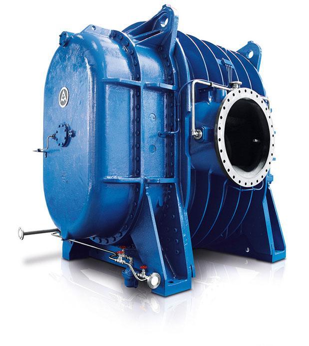 AERZEN GQ positive pressure blower stage - Process gas blower