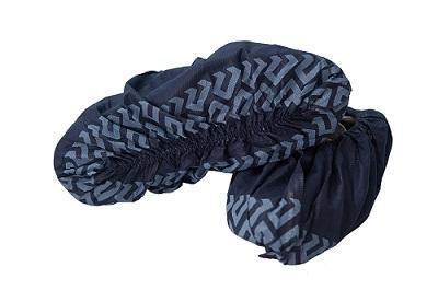 Cubierta de zapato hecho a mano - Estilo: cubierta del zapato hecho a mano Material: PP no tejido / SMS Color: azu