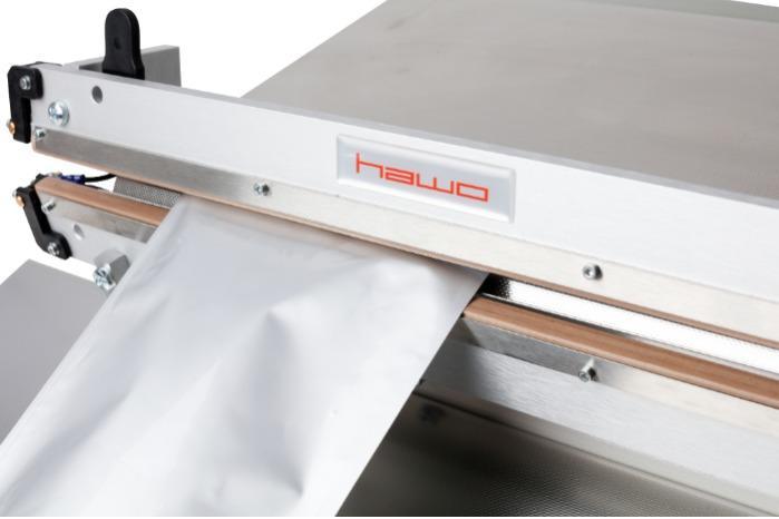 HAWO HPL 450, 630 & 1000 AS  - Halfautomatische Verpakkingsmachines