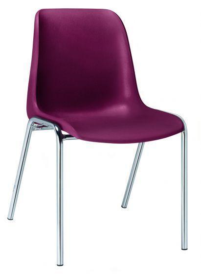 Chaise coque Hélène - Mobilier Intérieur
