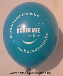 Ballons imprimés - Ballons Latex