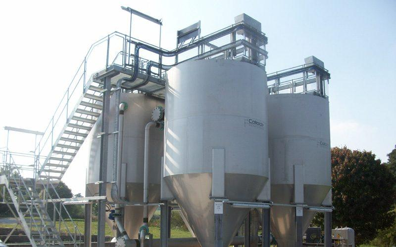 Dynamic Sand Filters -