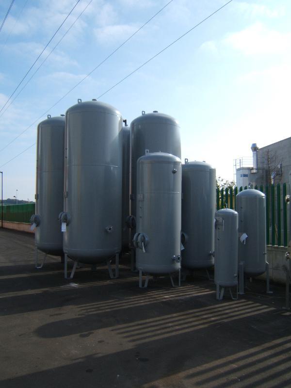 C-Stahl Behälter