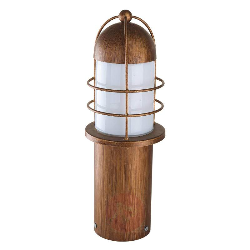 Minorka Pillar Light Ornamental - Pillar Lights
