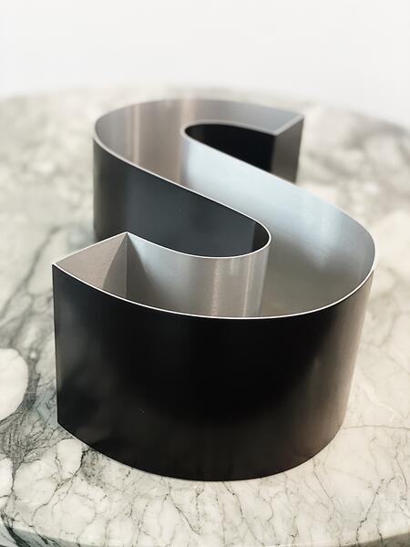 Black Prepainted Aluminum Coil - MATERIAL