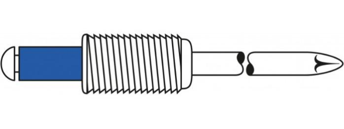 Threaded blind rivet - Numerous applications for our special blind rivets