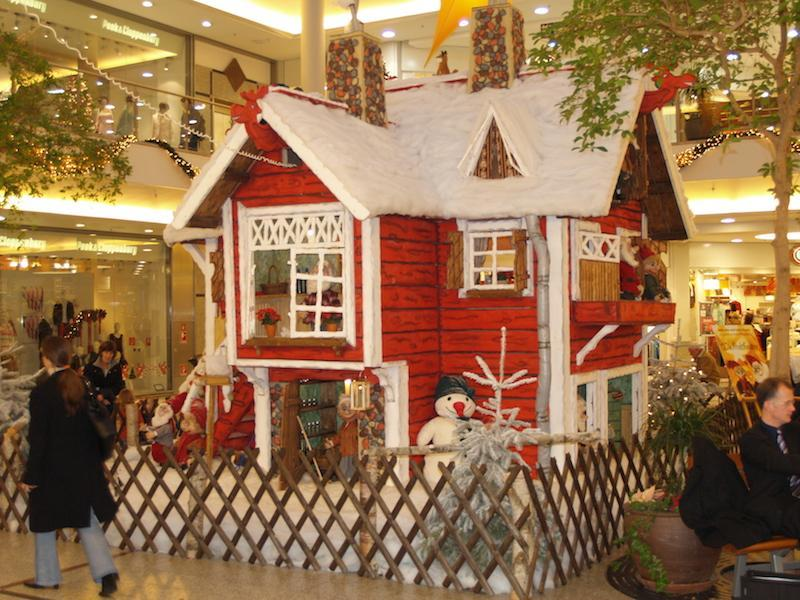 Christmas house XXL with manufactory - null