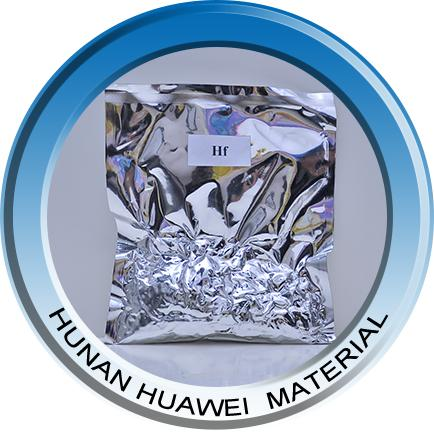 Elemental metal series - Hafnium powder
