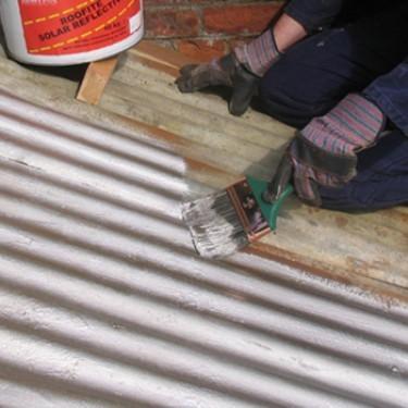 Peinture toiture - Répar'toit® Anti-solaire