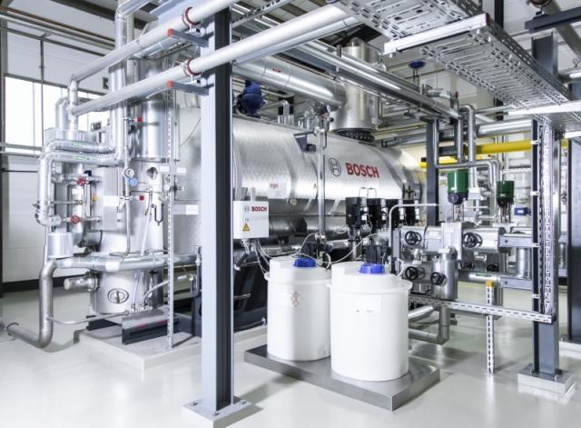 Bosch Water Service Module WSM-V, WSM-T - Bosch Water Service Module WSM-V, WSM-T