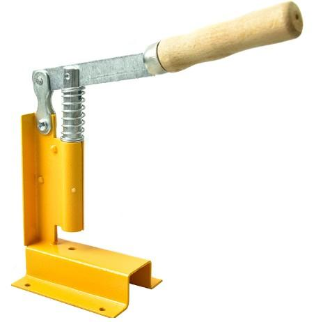 Beehive Frame Hole Puncher - Beekeeping Supplies Tools Durable Beehive Frame Hole Puncher