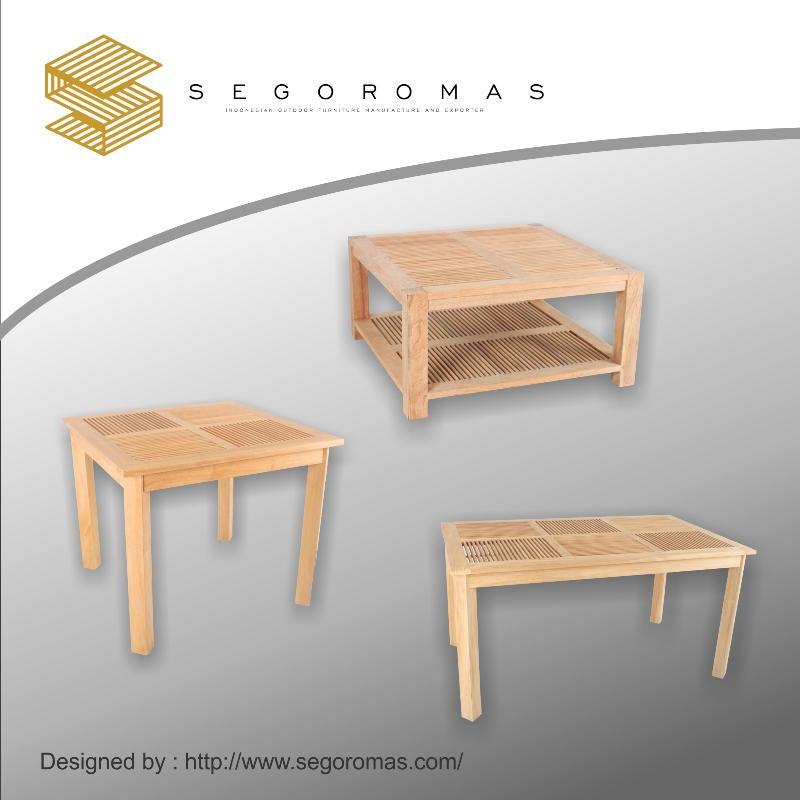 Table Outdoor furniture - Table Outdoor furniture