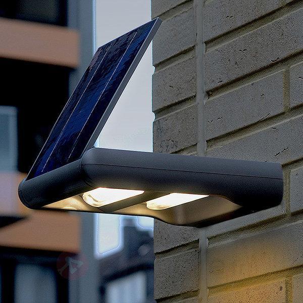 Applique d'extérieur LED solaire MiniLEDSpot - Appliques solaires