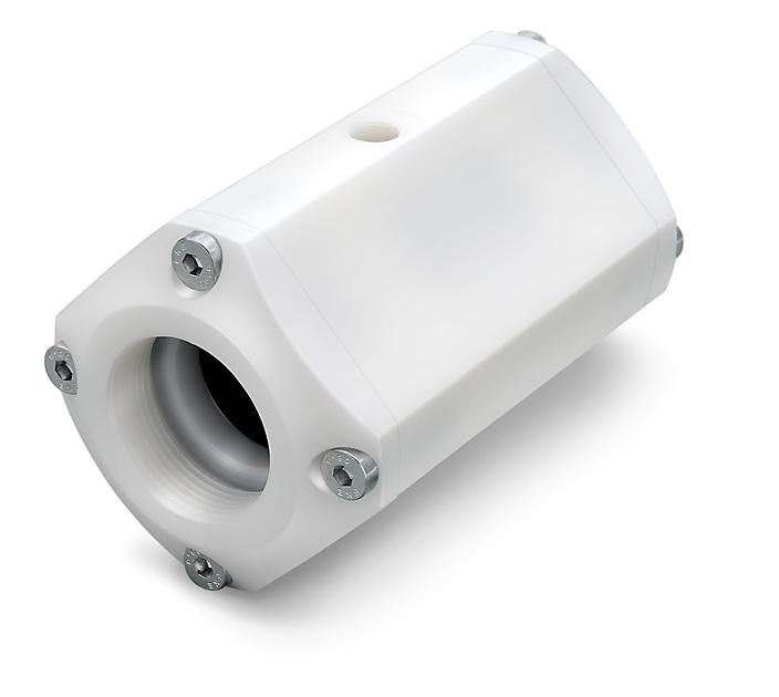 HO-Matic pinch valve series 20 - null