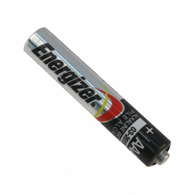 BATTERY ALKALINE 1.5V AAAA - Energizer Battery Company E96VP