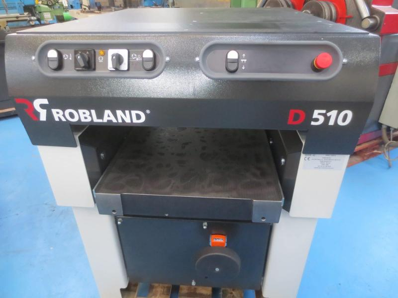 RABOTEUSE ROBLAND D 510 - Machines Neuves
