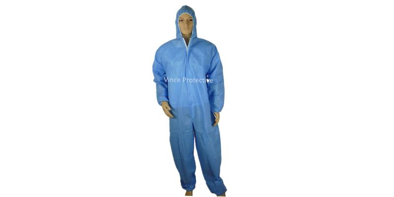 SMS Coverall -