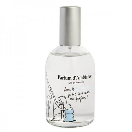 Parfum d'ambiance - Parfum d'ambiance Musc Blanc 100ml