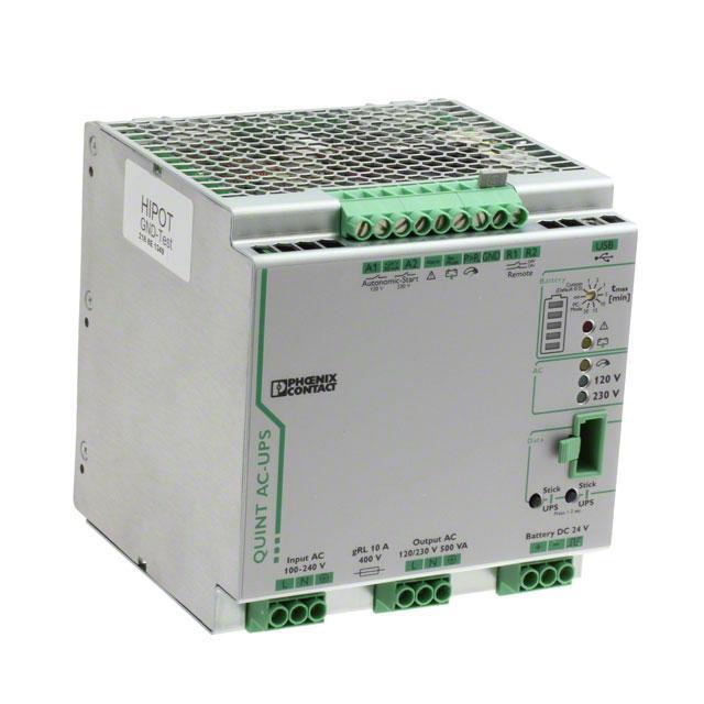 UPS 120/230VAC DIN RAIL - Phoenix Contact 2320270