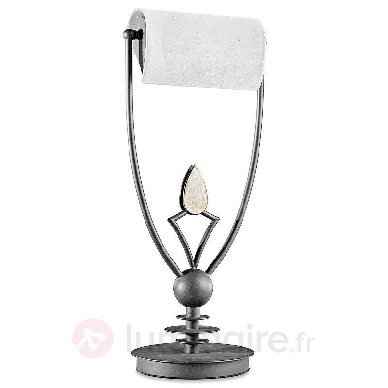 Lampe à poser exclusive Almondo - Lampes à poser rustiques