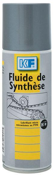 Lubrifiants - FLUIDE SYNTHESE AU PTFE